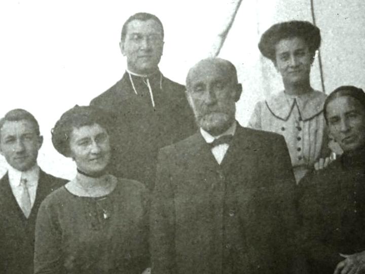 Familia de Don Santiago Ramón y Cajal