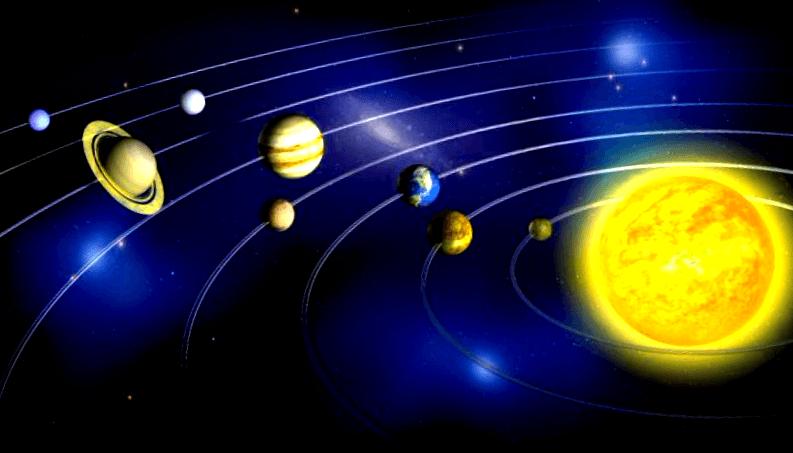 Teoría Heliocentrista de Galileo Galilei