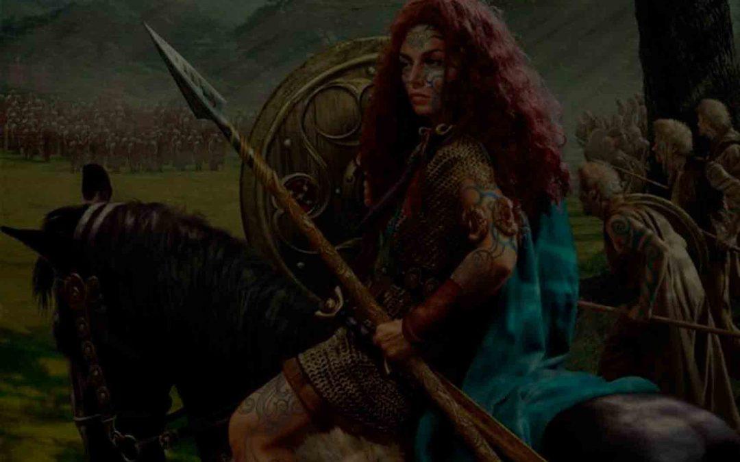 Boudica, la reina guerrera