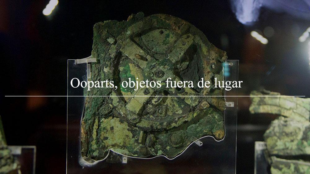 Ooparts, objetos fuera de lugar